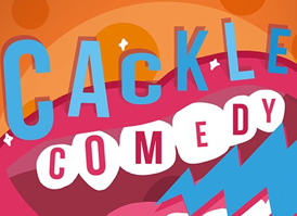 CACKLE COMEDY @ Upper Lounge